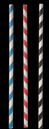 new-papers-straws-spiral